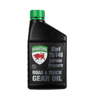Martini Sint 75w140 Racing Gear Oil GL5 1lt image