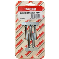 Threebond Tube Squeezer Keys 5x Pack image